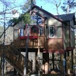 Cedar Manor Treehouse