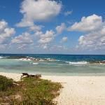 Logoon beach