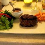 Delicious food at Casa 21