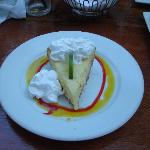 Key Lime Pie - nuff said!