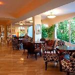 Business Centre Lounge