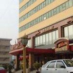 Hotel og udendørsarealer