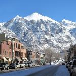 Lovely downtown Telluride