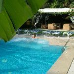 Pool,zum Genießen der Ruhe