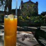 Breakfast at La Tramoya