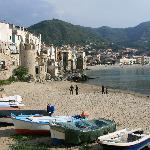 Boats In Cefalu