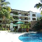 Casa Iguana Courtyard