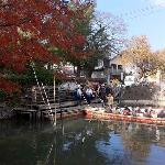 Ohana Yanagawa-canal cruise dock