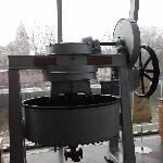 Old Chocolate Machine