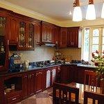 Kitchen in Sapa Garden Bed and Breakfast.jpg