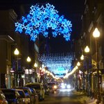 rue Saint-Joseph in December