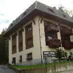 La residenza Villa Feleit