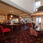 The main bar with Morgan Replica