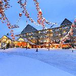 Winter wonderland at the Carlisle Inn