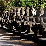 Entrance of Angkor