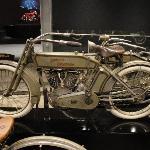 eine der ersten Harley's
