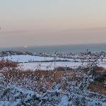 Snowy Sandown