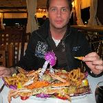 The best seafood platter ever!