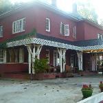 Bild från Kandawgyi Hill Resort