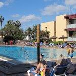 Palia Don Pedro, la piscine
