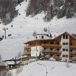 Aussenansicht Hotel Nassereinerhof in St. Anton am Arlberg