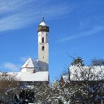 Kirche Antdorf