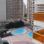 hotel outdoor pools