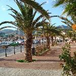 Porto Azzurro easily reachable from the Mini Hotel