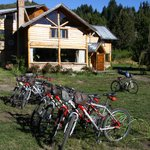 La flota de Cordillera Bike!