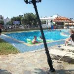 Pool Area (Squint lamp lol)
