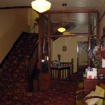Astor Private Hotel foyer (ground floor)