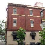 Astor Private Hotel on Macquarie Street