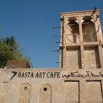 Basta Art Cafe exterior