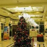 Lobby im Hotel