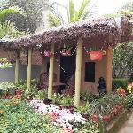 model hut