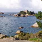 Ploumanach, Perros-Guirec, l'Ile de Bréhat, Paimpol, ...