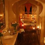 riad chbanate essaouira bathroom oriental suite