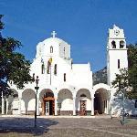 Kirche von Kamena Vourla