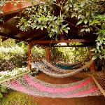 The Hammock Lounge at Pura Vida Spa Costa Rica