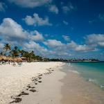 Beach at Tamarijn