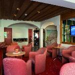 Lobby Hotel Lohningerhof Maria Alm
