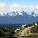 View of Beagle Channel from our Tierra de Leyendas room.