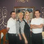 Restaurant Cristal Team