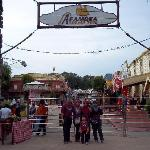 A'Famosa Cowboy Town entrance