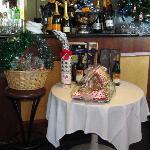 Christmas Day Luck door prizes