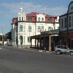 Nice buildings in town