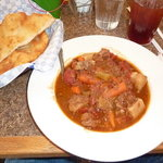 Hualapai Stew and Fry Bread
