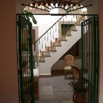Entrance del Casa del Corazon