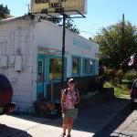 Exterior, Sidewalk Cafe & More