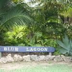 Foto de Blue Lagoon Lodge